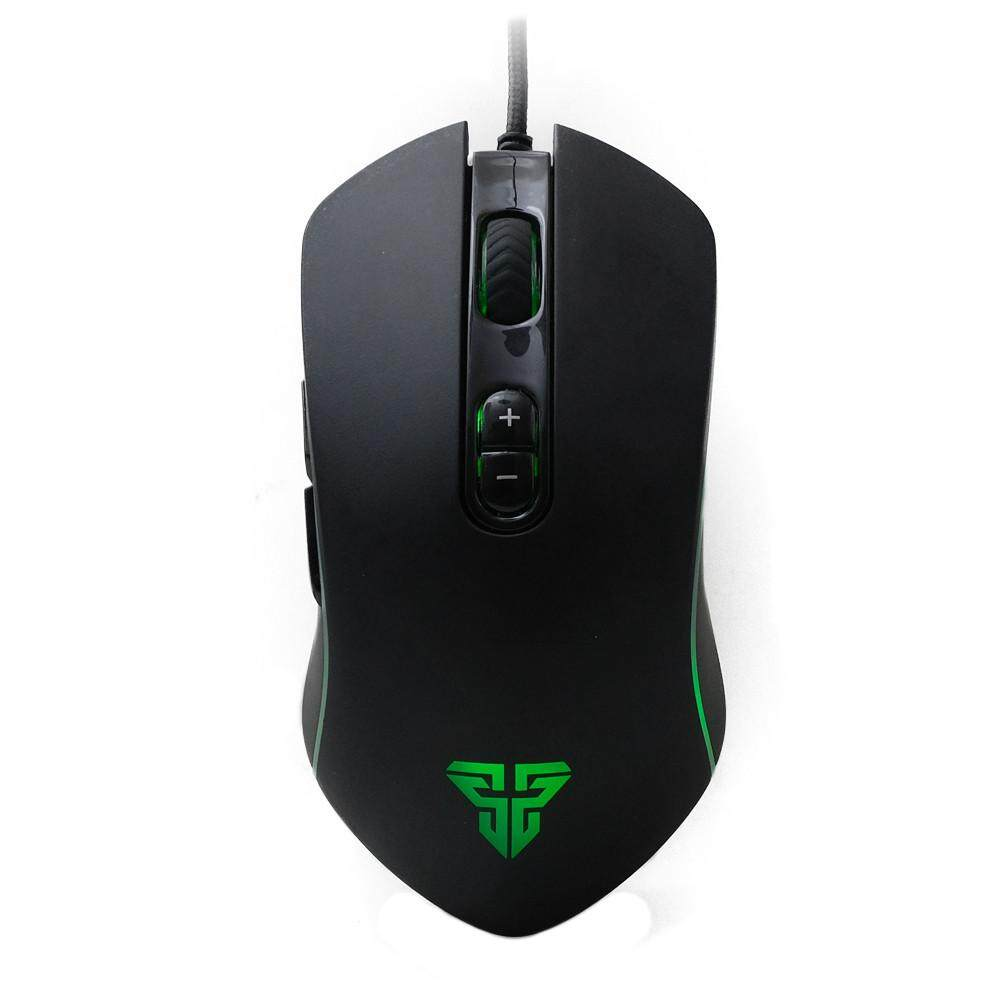 Fitur Fantech X9 4800dpi Usb Wired 6 Buttons Optical Gaming Mouse Dell Branded Hitam Led Backlight For Pc Intl