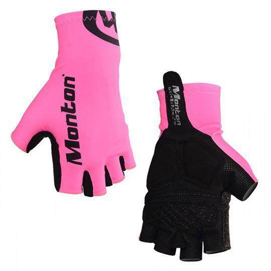 Monton Cycling Glove TT Pink