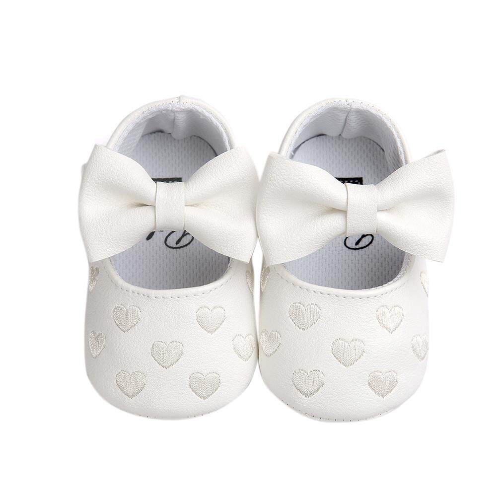 Buy Sell Cheapest Inner Snow White Best Quality Product Deals Lusty Bunny Sepatu Sandal Bunyi Butterfly Putih21 Starmall Baby Girl Bow Soft Sole Shoes Pu Leather Toddlers Princess 11 13cm Children