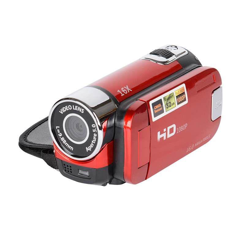Liyc 1080 P Penuh Video Digital HD Kamera Portable Home-Menggunakan DV dengan 2.7 Inch Berputar Layar LCD 16X Digital Zoom