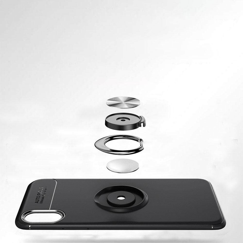 YANYI For iPhone XR 6.1 Inch Soft Silica Gel Anti-fall Full .