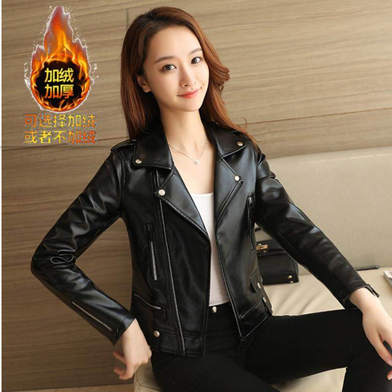 3401aa80f04 2019 New Style Autumn And Winter New Style Korean Style Fashion Slim Fit  Slimming Leisure women