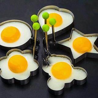Dạng Thép Không Gỉ, Dụng Cụ Chiên Trứng Khuôn Trứng Tráng, Phụ Kiện Nhà Bếp thumbnail