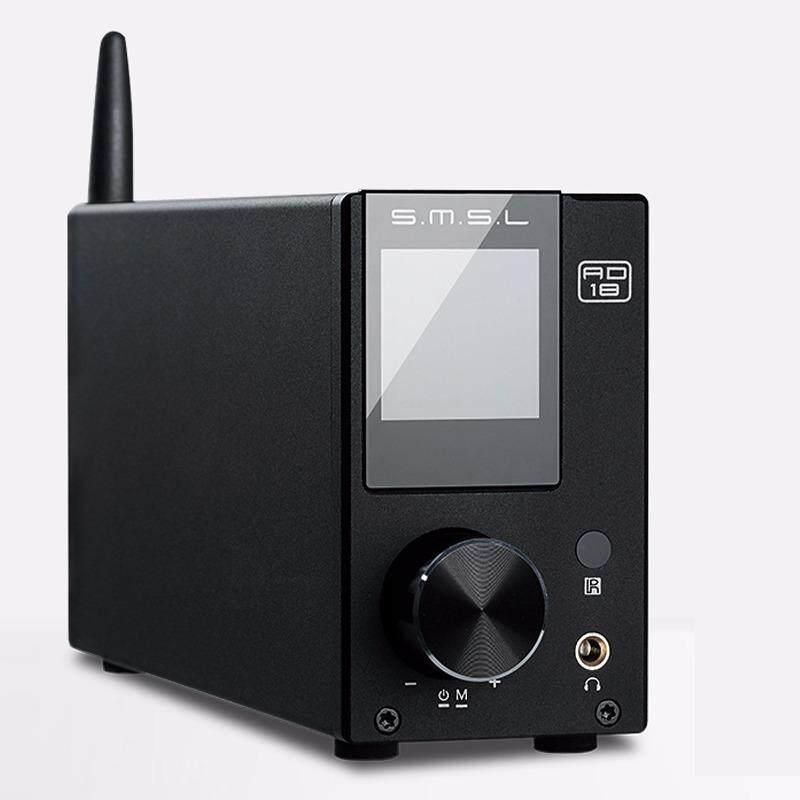Smsl Ad18 80w*2 Csr A64215 Dsp Hifi Bluetooth Pure Digital Audio Amplifier Optical/coaxial Usb Dac Decoder With Remote Control By Sen Hu Audio.