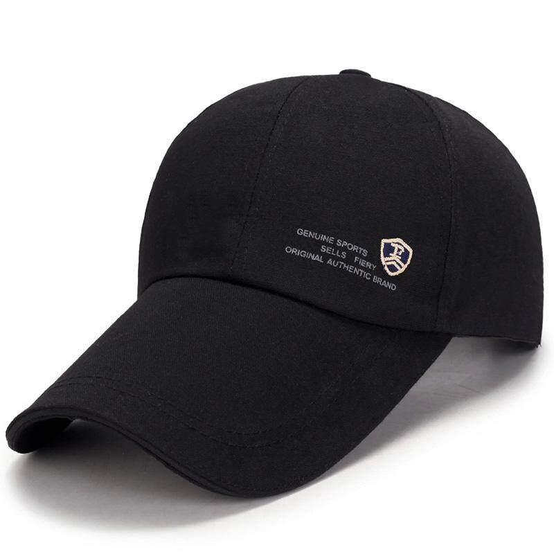 Mens Fashion Casual Baseball Cap Adjustable Peaked Cap Snapback Forward Cabbie Cap Couple Cap