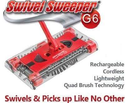 Swivel Sweeper G6