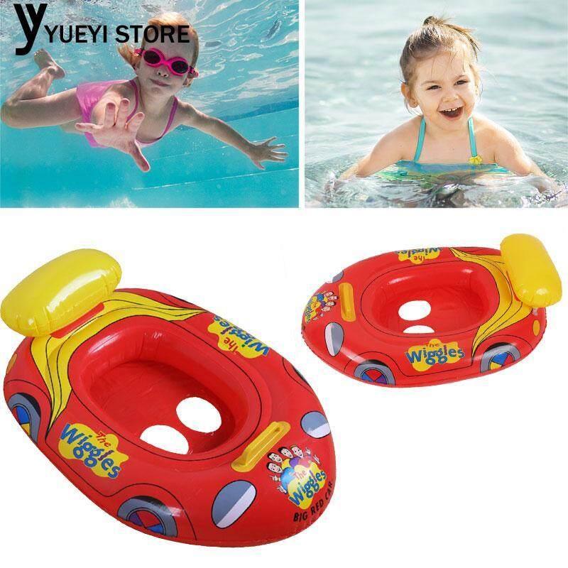 Hình ảnh YYSL Swimming Ring Floating Boat Car Shape PVC Toddler Float Water Sport Baby