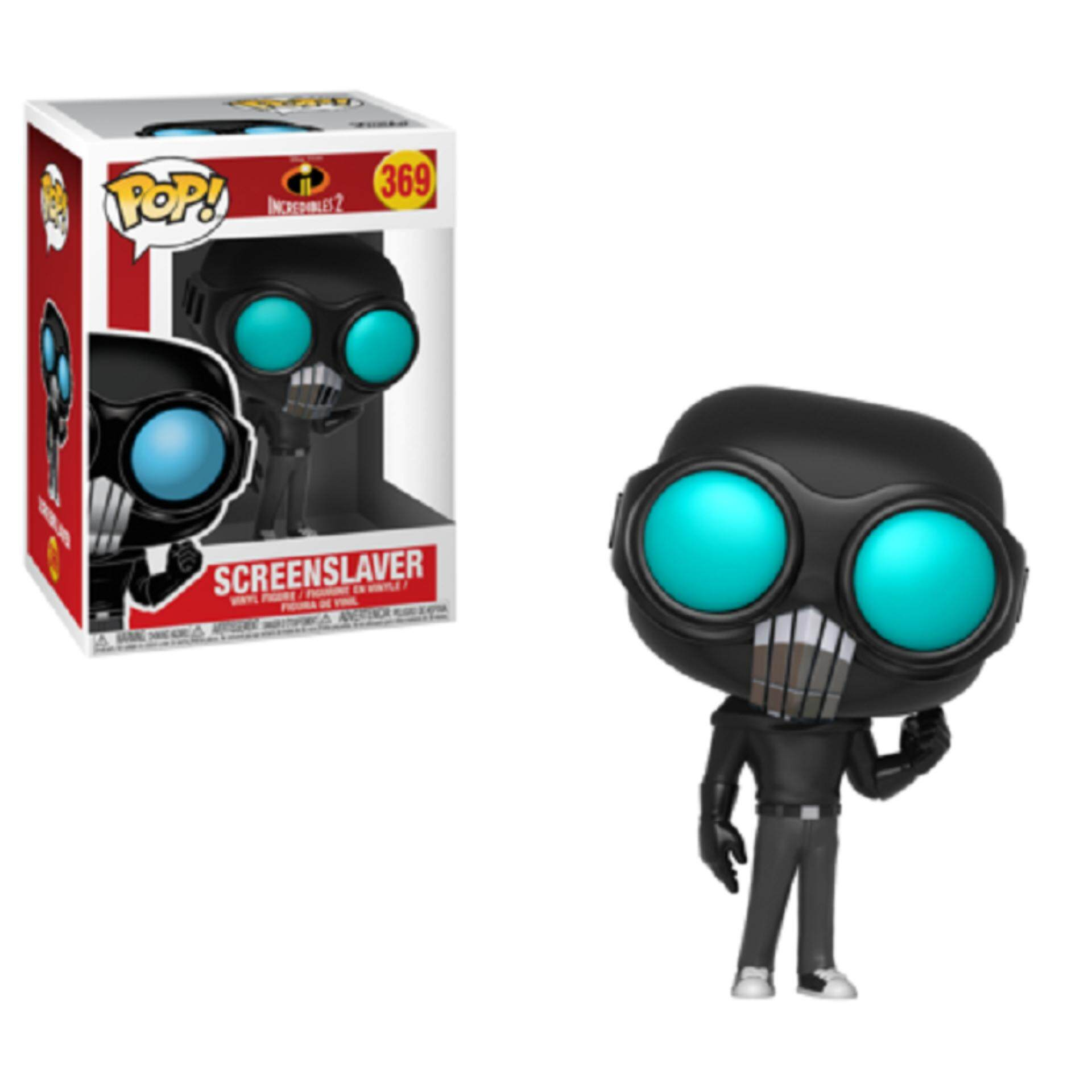 FUNKO POP! Disney Pixar Incredibles 2 Figure - Screenslaver