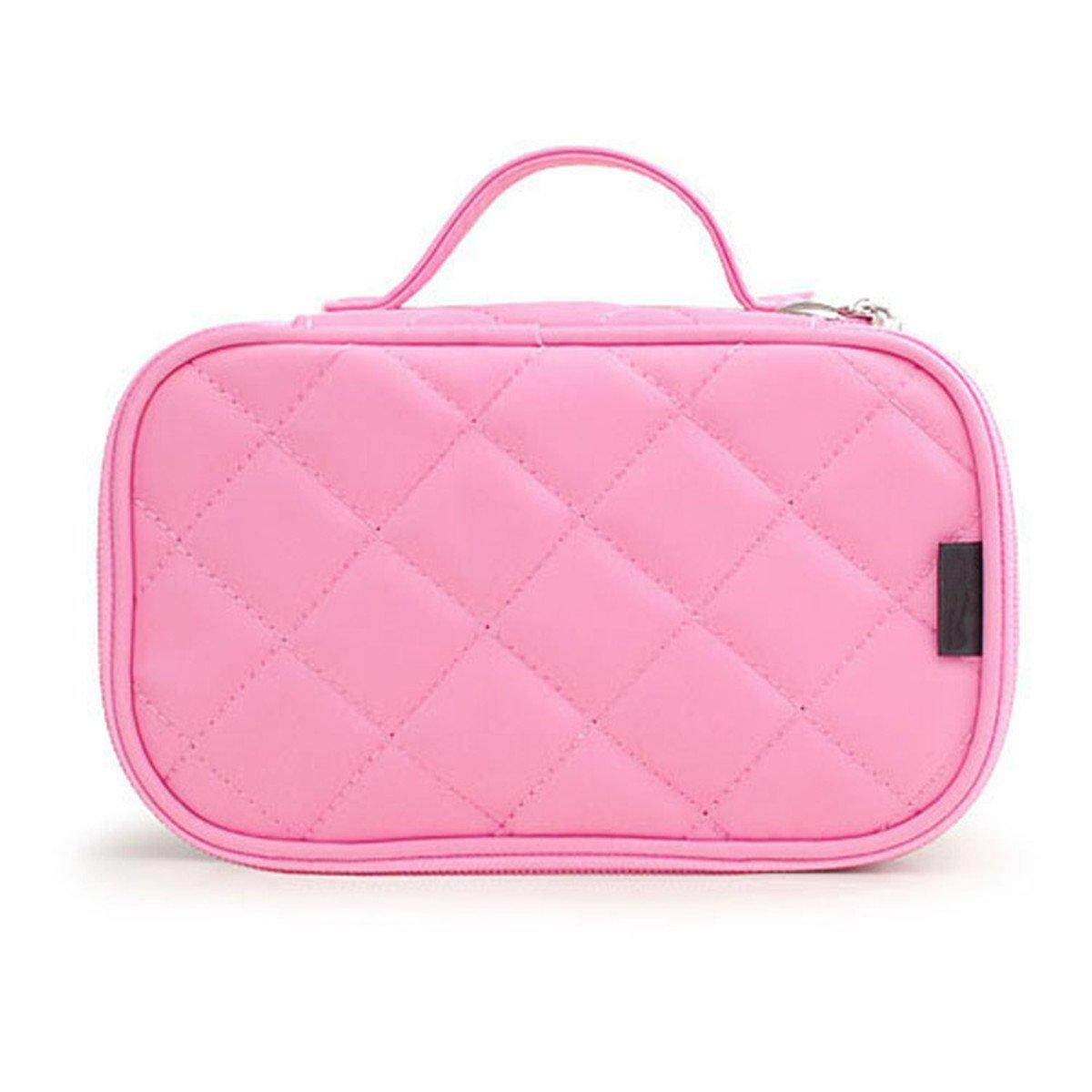 17d4c9c883b6 Honana HN-B63 Large Double Layers Travel Cosmetic Bag Portable Makeup  Organizer Toiletry Storage Bag