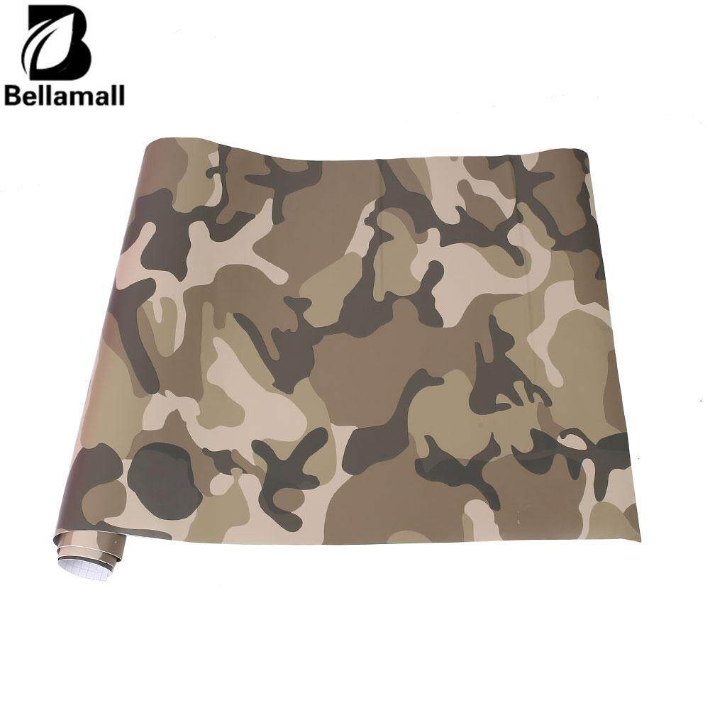 Features Bellamall Auto Car Body Decoration Camouflage Decal Sticker