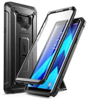 Dành Cho Samsung Galaxy Note 9, Ốp Lưng Ốp Lưng SUPCASE Ốp Lưng PC + TPU Lai Chắc Chắn Với Bảo Vệ Màn Hình & Chân Đế & Kẹp Bao Da thumbnail