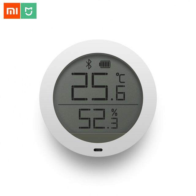 Xiaomi Mijia Bluetooth Smart Humidity Sensor Digital Thermometer By Xiaomi Global Store.