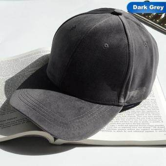 ... Harga preferensial Kuhong Unisex Beludru Snapback Hip Hop Topi Bisbol  Intl terbaik murah Hanya Rp47 966 2599f3ef79
