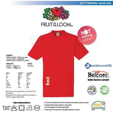 fruit of the loom men s fashion price in malaysia best fruit of