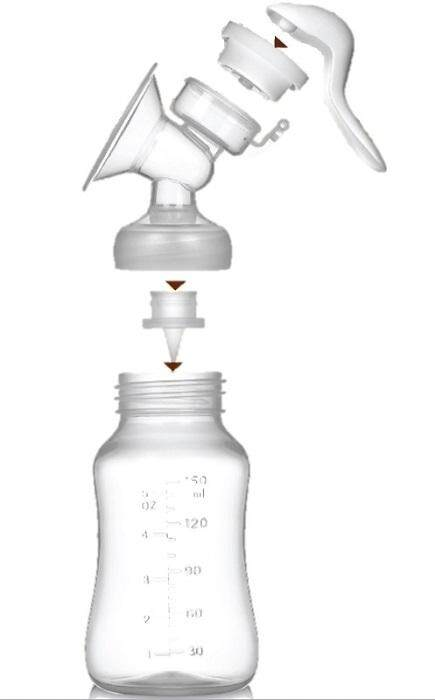 My Kingdom Manual Breast Pump
