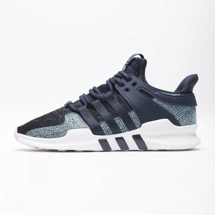 original adidas eqt support adv ck parley ocean hearts mens and womens running shoes