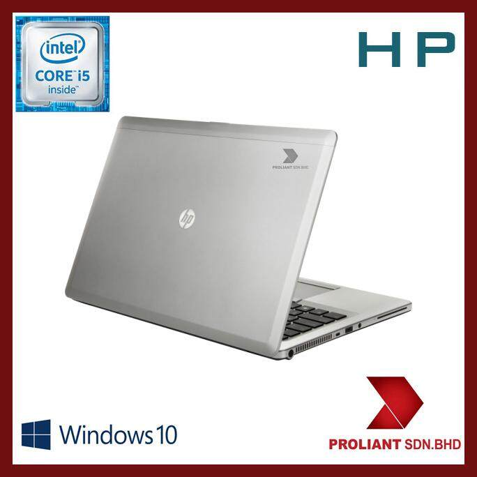 HP ELITEBOOK FOLIO 9480M ULTRABOOK (CORE I5/1TB HDD) [GRADE A REFURBISHED] Malaysia