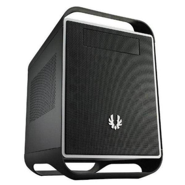[From.USA]BitFenix Mini-ITX Tower Case Without Power Supply, Midnight Black BFC-PRO-300-KKXSK-RP B008RJQ0LE Malaysia