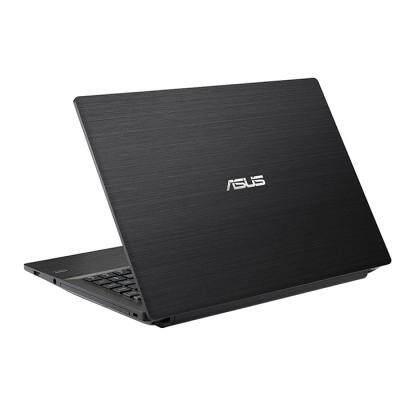 ASUS P2440UQ7100 Notebook 14.0 inch Windows 10 Pro Intel i3-7100U Dual Core 2.4GHz 4GB RAM 500GB HDD Fingerprint Recognition HDMI Front Camera Bluetooth 4.1 (BLACK)