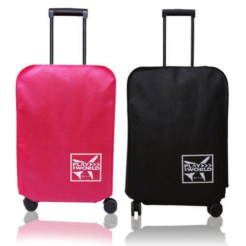 Waterproof Protective Travel Luggage Suitcase Dustproof Cover Protector Case Intl