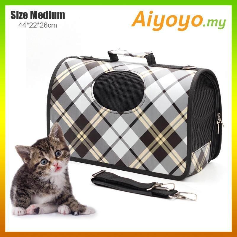 2782e8d37d Oxford Pet Carrier Bag Carry Cat Kitten Dog Puppy Pets Carriers ...