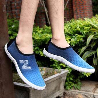 Pencarian Termurah Unisex Air Aqua Sepatu Musim Panas Serap Keringat Cepat Kering Sandal Pantai Sepatu Luar Ruangan untuk Sepatu Kets Pria Wanita-Intl harga ...