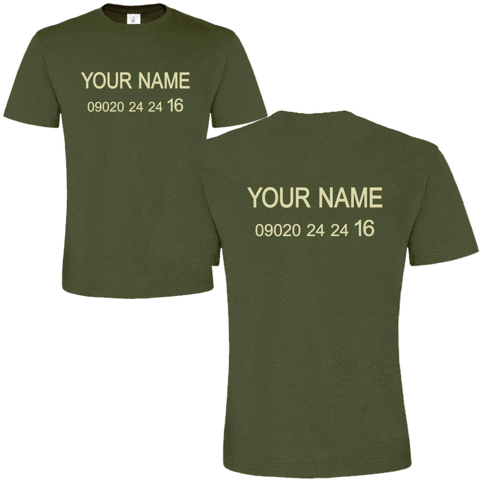 da4c2aa963f7ab I'M A Celebrity Custom T-Shirt - Celeb Jungle Fancy Dress Name Number