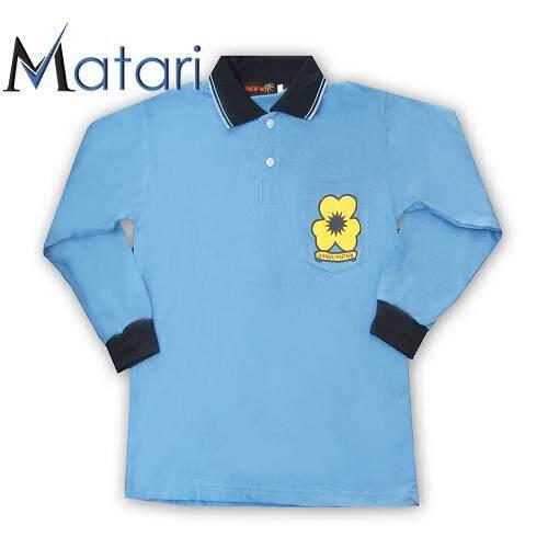 MATARI PANDU PUTERI TSHIRT LONG SLEEVE (BLUE)