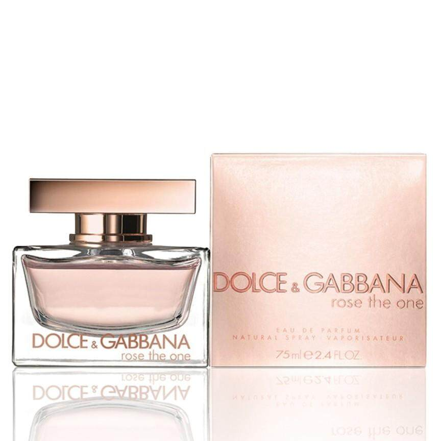 Rose The One by Dolce   Gabbana for Women Eau de Parfum 75ml Original  Quality Product 30a2f76dd758