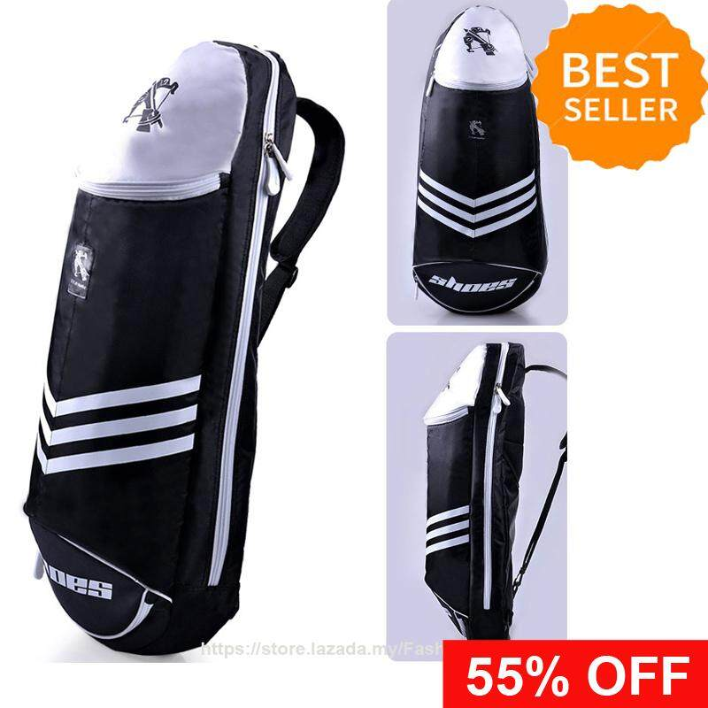 Hình ảnh Badminton Rackets High-grade Lightweight Badminton Racquets Carrying Bag