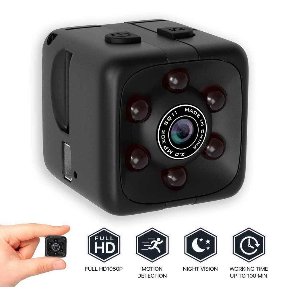 6514ce6921 Fuan Hidden Camera Spy Camera Mini Camera with Night Vision Full HD Video  recording Motion Detection