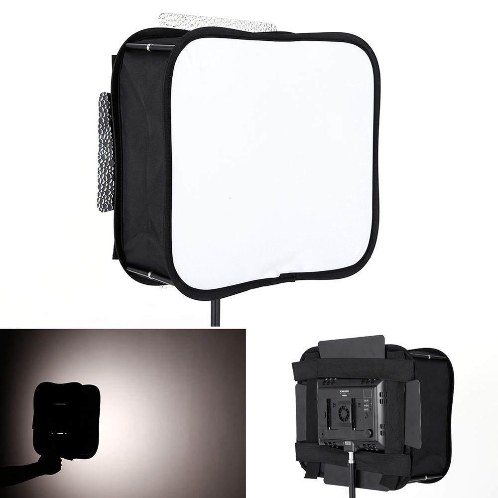 SB300 Foldable Studio Softbox Diffuser for YONGNUO YN300 YN300II YN300III YN300 Air Video Light & Similar Size