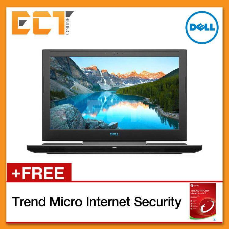 Dell Inspiron 15 7588 G7 Gaming Notebook (i7-8750H 4.10GHz,1TB,8GB,GTX1050Ti-4G,15.6 FHD IPS,W10) Malaysia