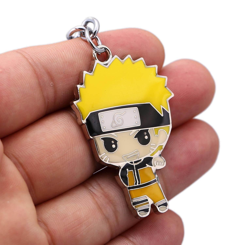 Naruto Character Keychain 3