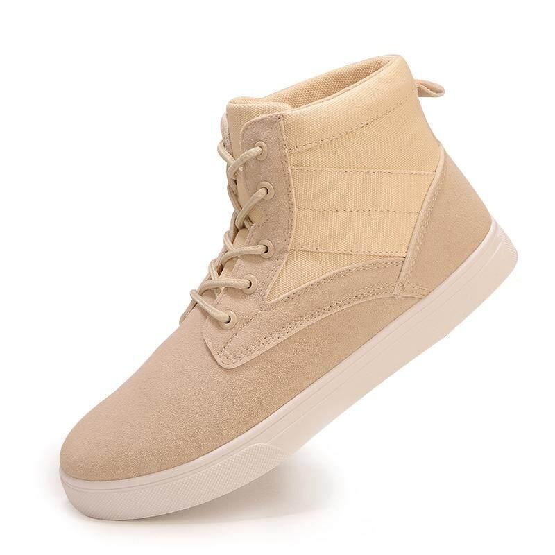 ฤดูใบไม้ร่วงใหม่รองเท้าบุรุษ, High - Top รองเท้าลำลอง By Asia Online Supermarket.