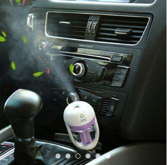 Nanum 50ML Car Humidifier Purifier Car Cooling Fresh Air