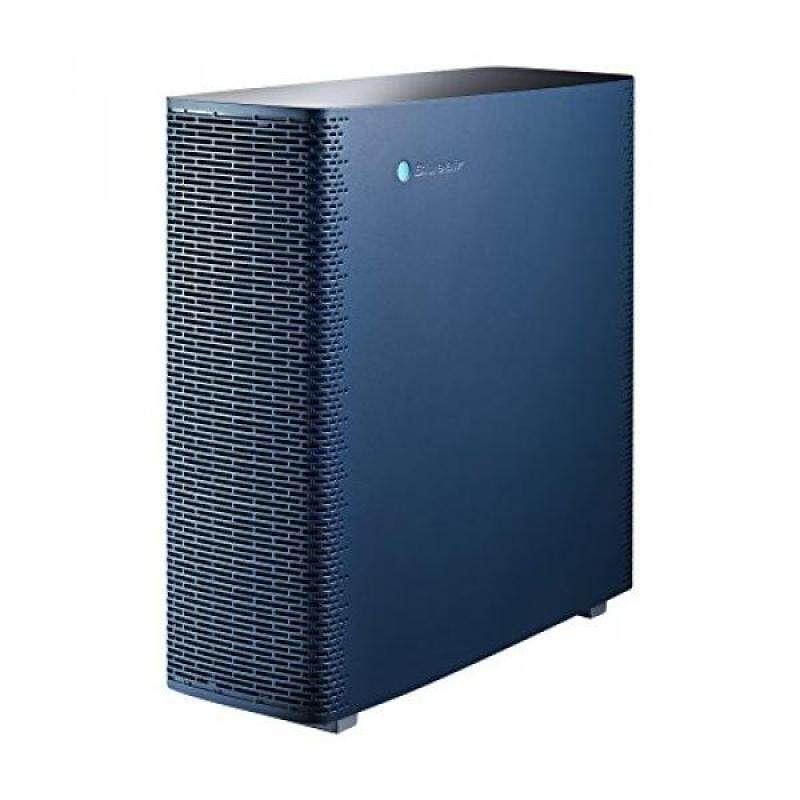 Blueair Sense+ Air Purifier, HEPASilent Technology Particle and Odor Remover, Midnight Blue - intl Singapore