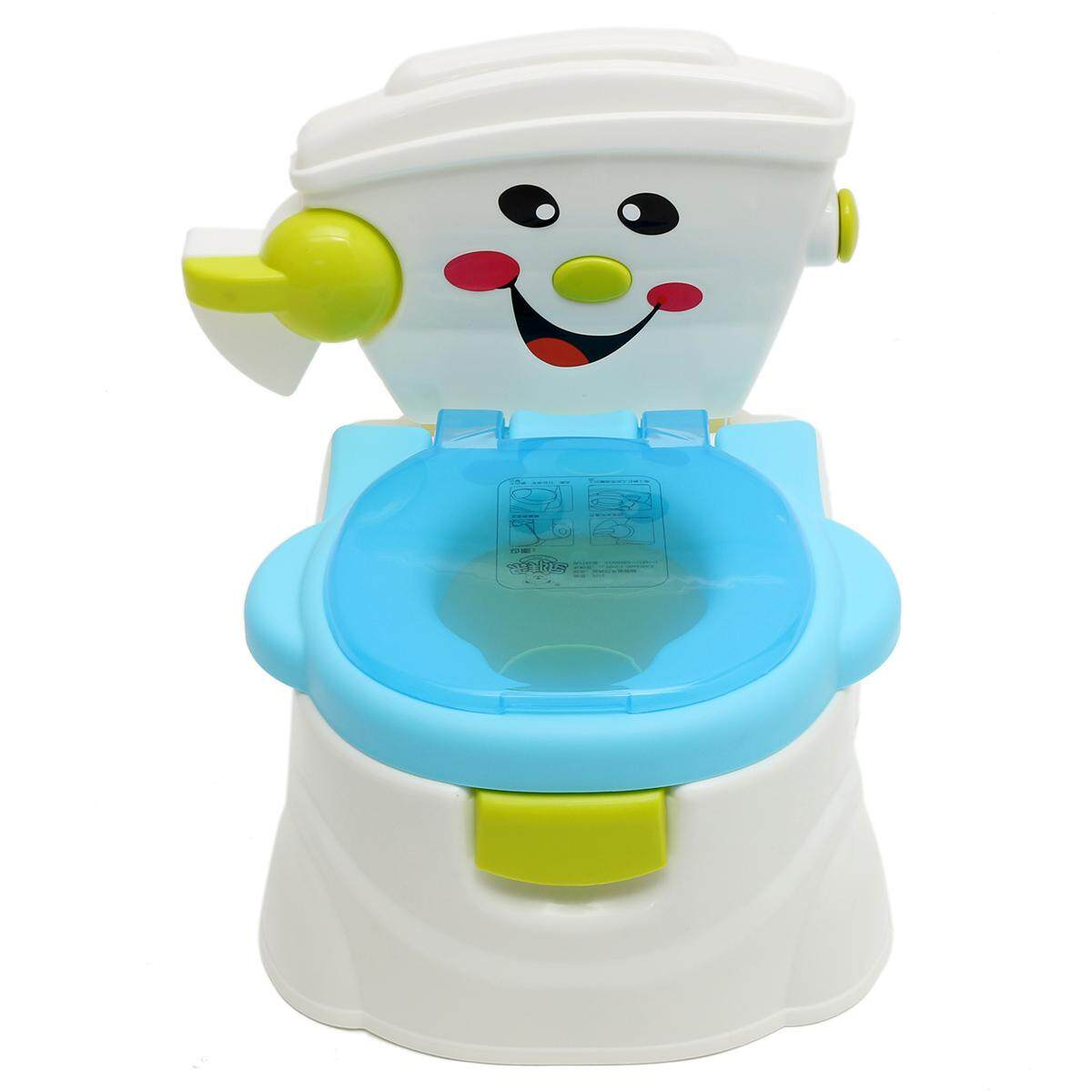 Fisher Price My Talking Potty Friend - Musical Learning Sounds Toilet Training By Glimmer.