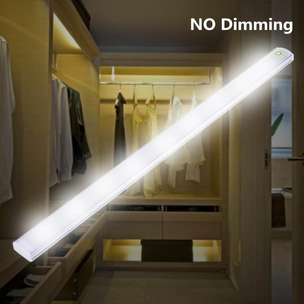 Led Under Cabinet Lights With Touch Sensor Battery Saving Bathroom Wardrobe Lamp For Colest Cupboard Kitchen Night Light 2019 Latest Style Online Sale 50% Lights & Lighting