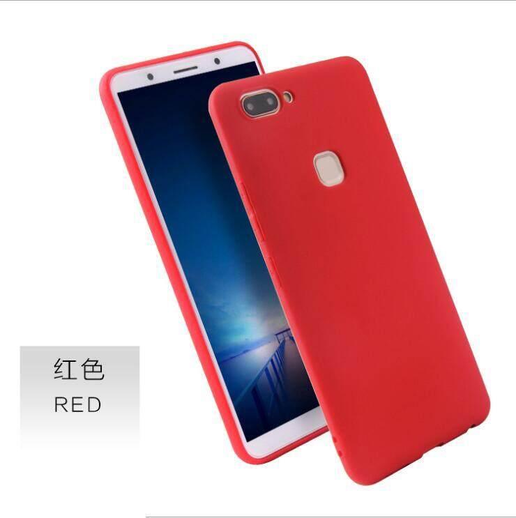 THB 62 1 Pc/lot TPU Gel Back Case Cover For BBK VIVO X21 Case