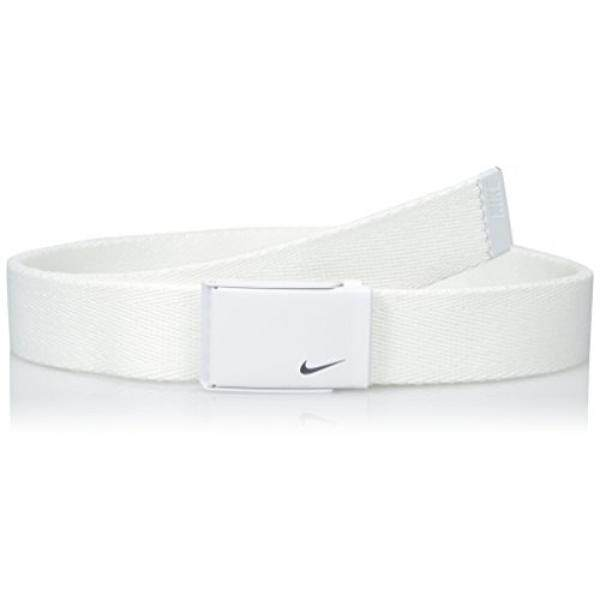 785c019b0c Nike Womens Tech Essentials Single Web Belt, White, One Size - intl