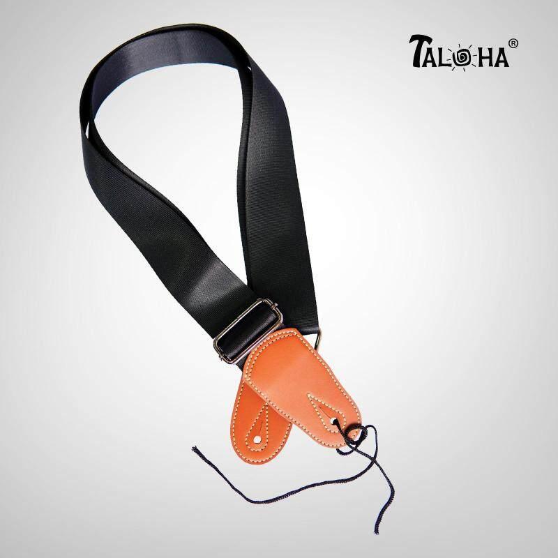 [100% Brand New & Ready Stock] Taloha High Quality Imported Nylon Adjustable Guitar & Ukulele Strap Malaysia