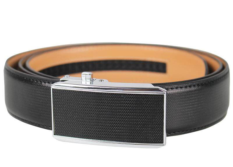 Tomaz NT57 Leather Belt (Black)