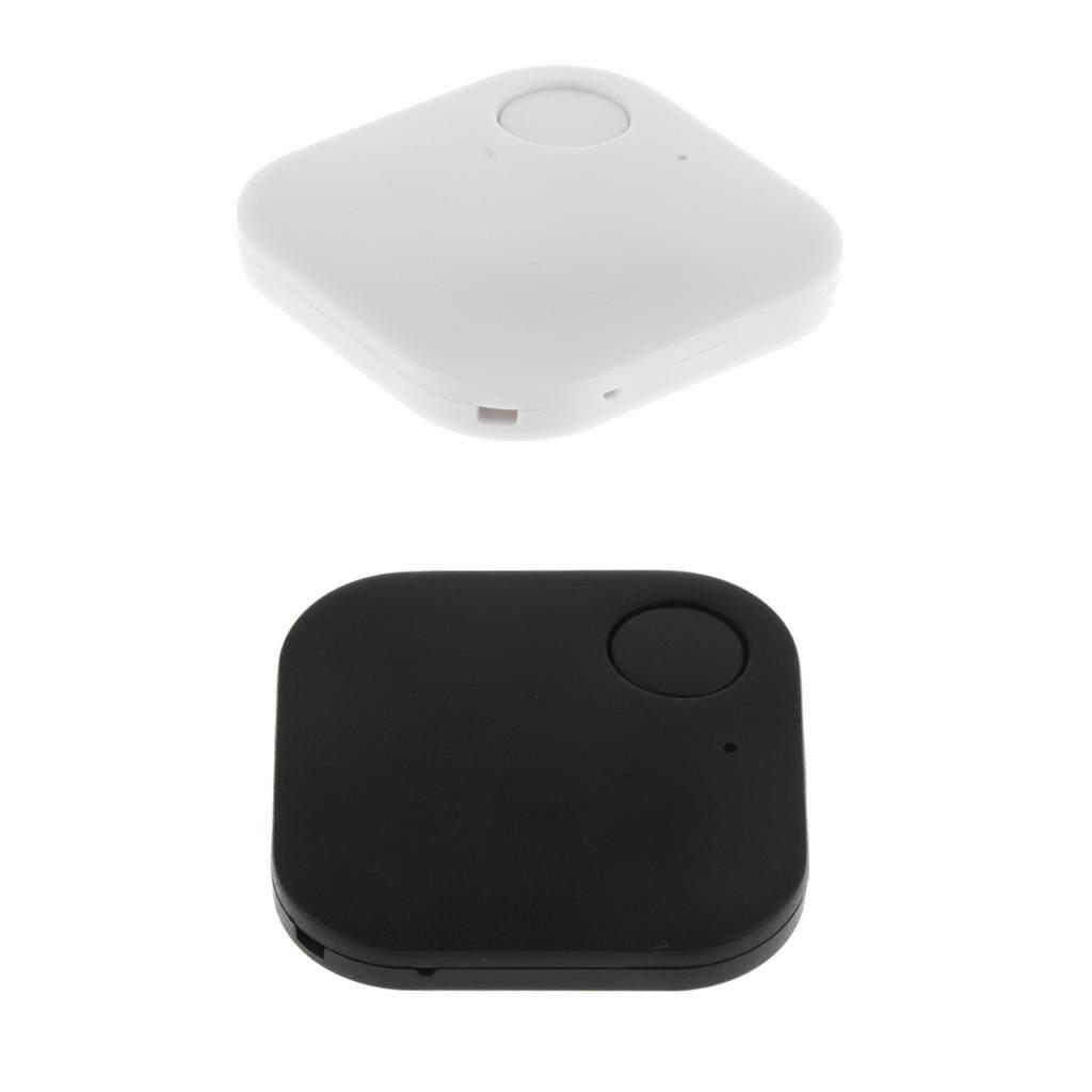 Miracle Shining Black+ White Bluetooth Tag Tracker Pet Wallet Key Finder GPS Locator Alarm