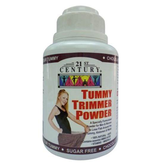 21ST CENTURY TUMMY TRIMMER POWDER 250GM (WEIGHT LOSS PACK)