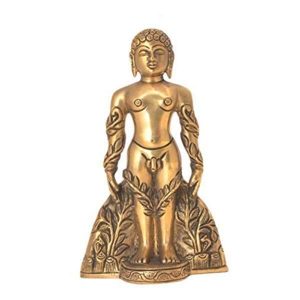 BHARAT HAAT VZX181 Decorative Bahubali Statue - intl