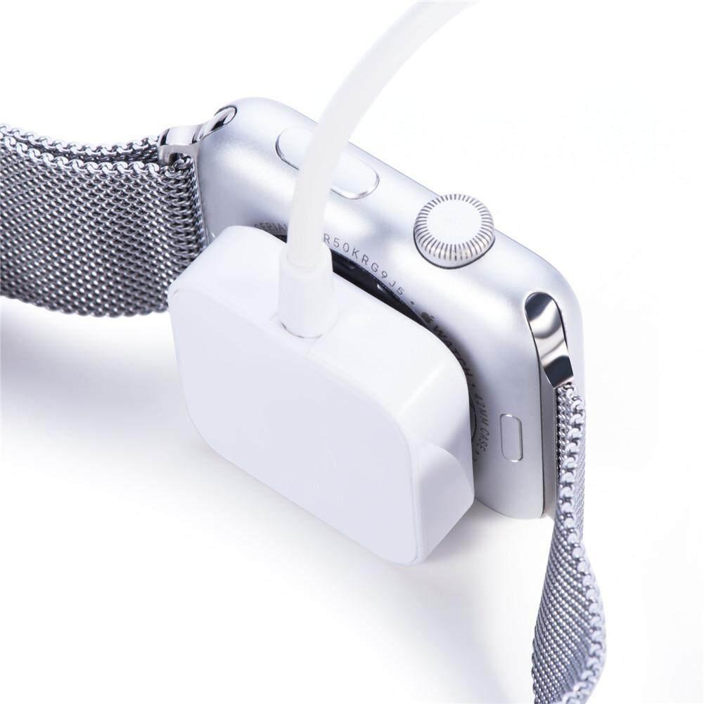 Pengisi Daya Nirkabel Portabel Magnetik Kabel Pengisian Untuk Jam Tangan Iwatch Apple 38 Mm & 42 Mm 1 2 3 Seri Universal Usb Pengisi Daya Magnetik 3.3 Ft/1 M By Aokaila.