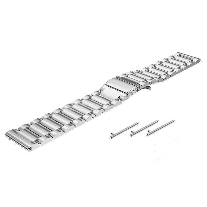 Big Sale 22mm Stainless Steel Bracelet Strap for Samsung Gear S3 Frontier / S3 Classic Watch Band