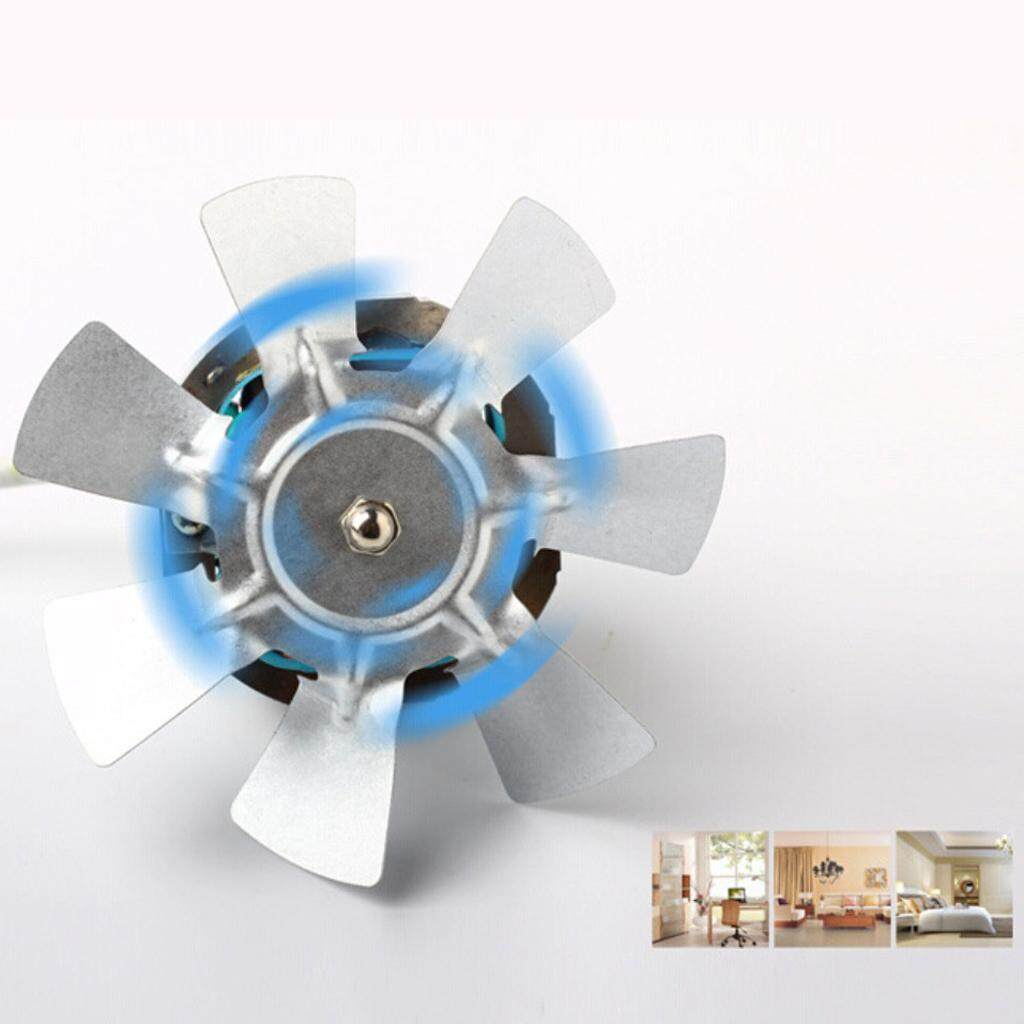 Kelebihan Bolehdeals 4inch 25w Mini Inline Duct Pipe Booster Fan Sekai Wef 890 8 Wall Exhaust Ventilation Air Blower Intl