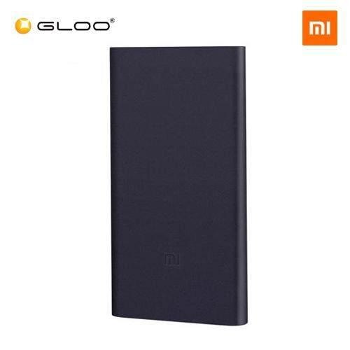Mi Power Bank 2S 10,000mAh Dual Port - Black / Silver